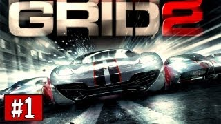 GRID 2 Parte 1 En Español (XBOX360 - PS3 - PC) HD Walkthrough