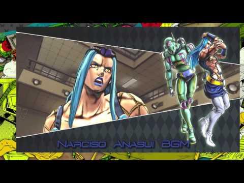 JoJo's Bizarre Adventure: Eyes of Heaven OST - Narciso Anasui Battle BGM