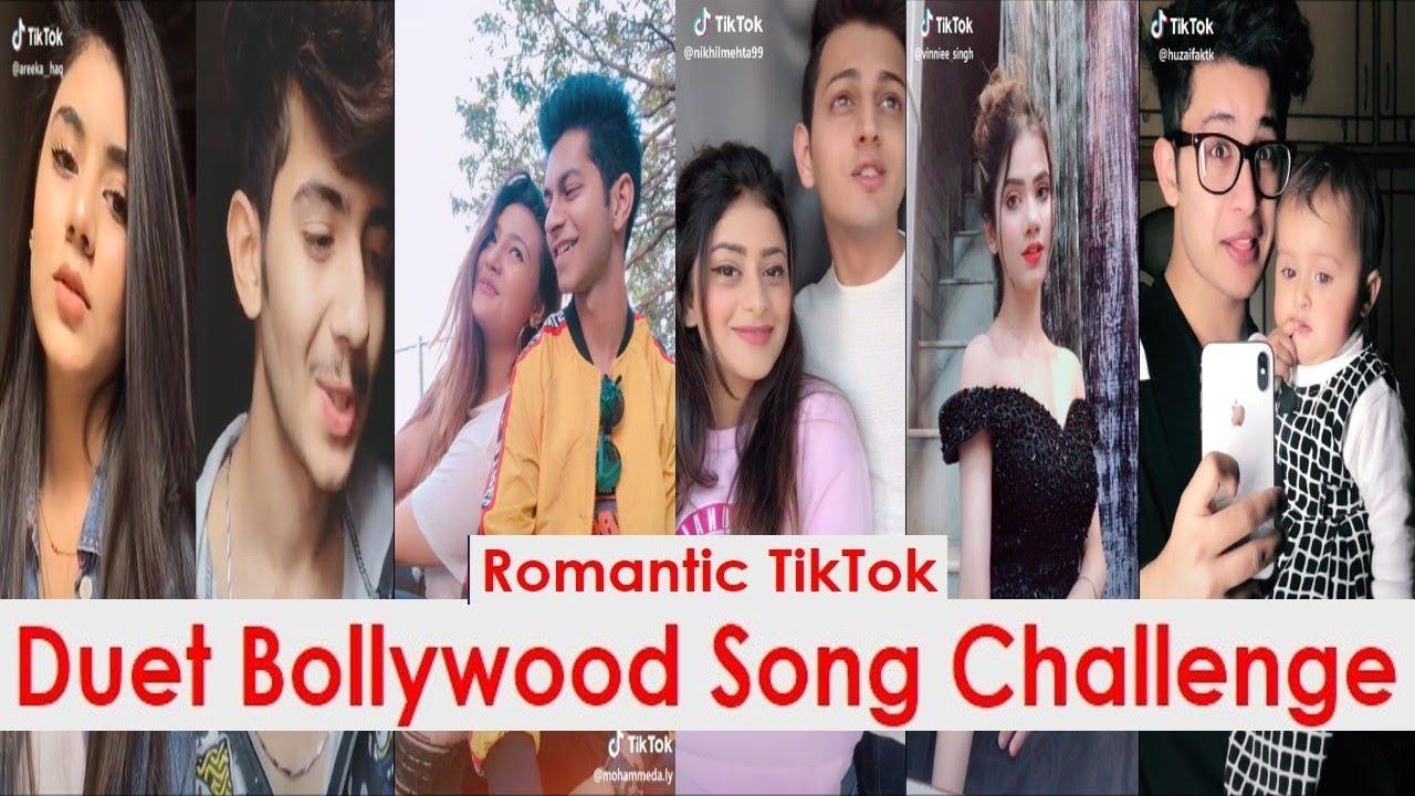 Duet Bollywood Song TikTok Challenge❤TUJO PAAS HO❤MASHUP❤UDNE LAGA KYU❤NEW SONG BEST WHATSAPP STATUS