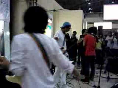 Giniling Festival - holdap - rocked ayala mrt