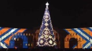 Санкт-Петербург, Дворцовая площадь , декабрь 2015