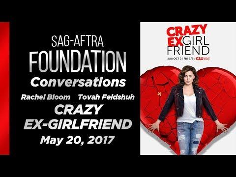 Conversations with Rachel Bloom and Tovah Feldshuh of CRAZY EX-GIRLFRIEND