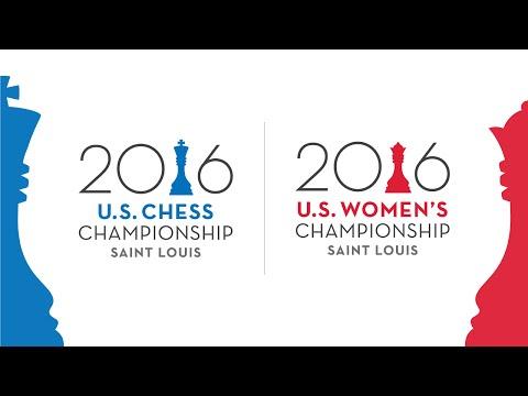 2016 U.S. Chess Championships: Round 1
