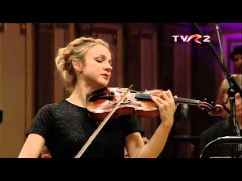 Deborah Nemtanu - Bach, Concerto pour violon en la mineur