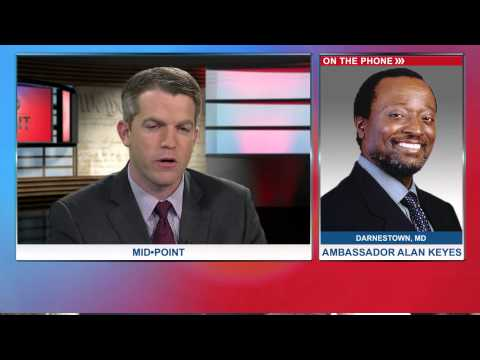 MidPoint | Ambassador Alan Keyes discusses the Republican Senators sending a letter to Iran