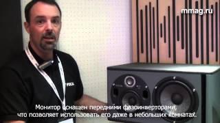 mmag.ru: Musikmesse 2015 - FOCALTrio6BE - студийные мониторы