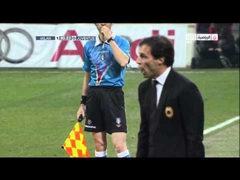 Massimiliano Allegri vs juventus HD