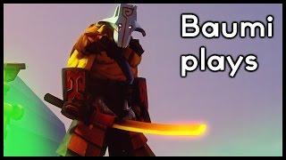 Dota 2 | CASUAL TRIPLE RAMPAGE!! | Baumi plays Juggernaut