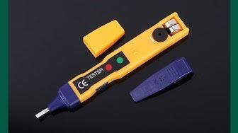 Bút thử điện dò dây đứt ngầm, dò điện, đo thông mạch...