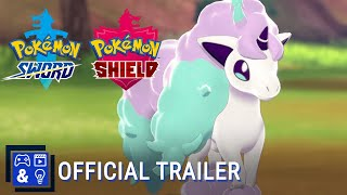 Pokemon Sword and Shield Trailer - Meet Galarian Ponyta!