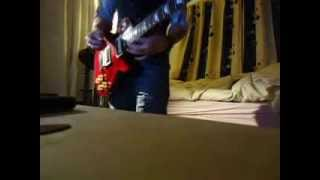 Van Halen - You Really Got Me (regular tuning) Cover from Japan ....
