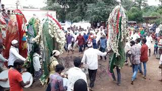 Gowraipally lo moharam festival celebrations 2018