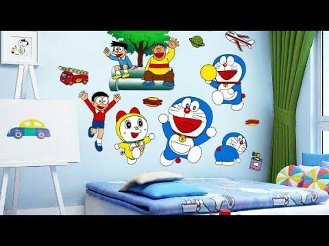 25 Desain Kamar Tidur Doraemon Tampilan Terbaru 2020 # ...
