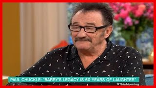 Paul Chuckle leaves This Morning viewers in tears as Chuckle Brothers star opens up about losing