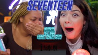 SEVENTEEN(세븐틴) - Crush, 소용돌이 (To you), Rock with you @Comeba…