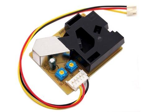 Arduino and Dust Sensor