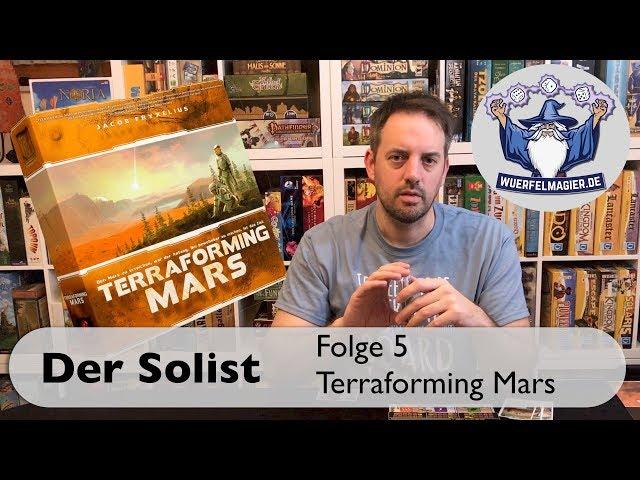 Der Solist - Folge 5: Terraforming Mars