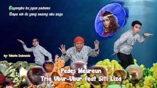 (Video Lirik) Trio Ubur-Ubur feat Siti Liza - Pedes Meureun