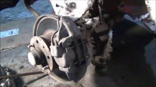 Замена переднего амортизатора ваз