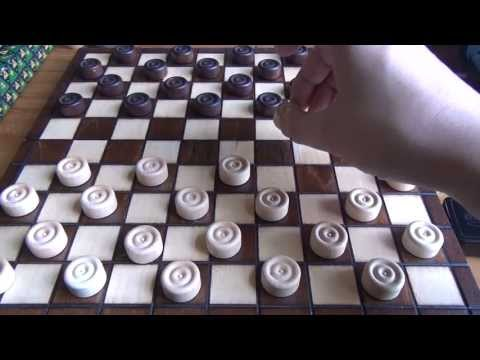 Let's Play International Draughts, Part 1