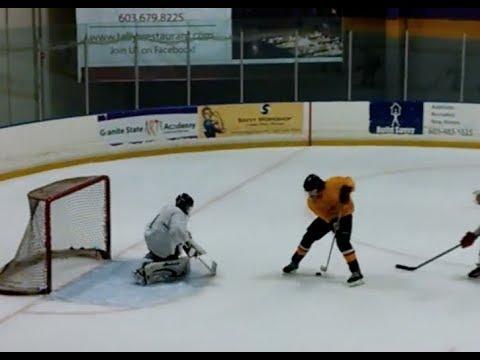 High School Hockey Best Goals