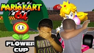 El Saltador De Gente |  Lets Play | Mario Kart 64