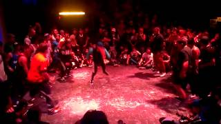 Masters of Mayhem vs Gravedad Zero at BBoy City XX