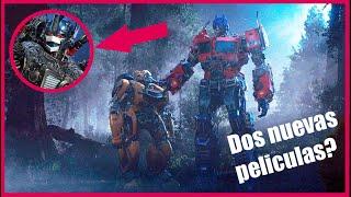 ¡nuevas Noticias! 2 Posibles Películas De Transformers Llegarían Próximamente