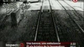 Accidentes Graves de Tren