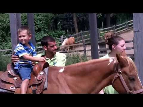 Turtle Back Zoo Pony Rides June 25, 2015
