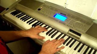 "How to play ""Deathbed"" on piano by Relient K [part 2]"