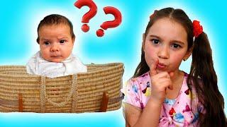 Аня и Папа играют в НОВЫЕ прятки или Hide and seek