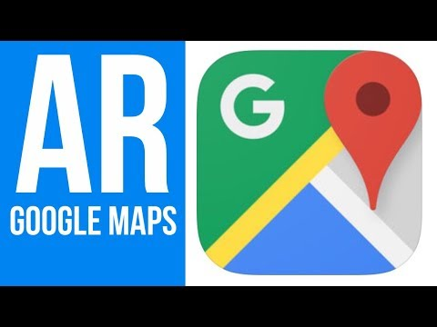 How To Use AR On Google Maps