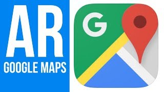 Hoe te gebruiken AR op Google Maps