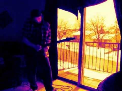 """Amberdawn"" by Yngwie Malmsteen improvisation by Benjamin McMullan"