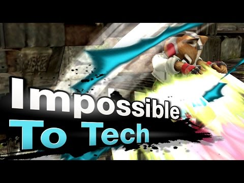 Smash 4 Wii U - Impossible To Tech!