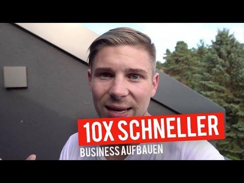 Wie du dein Business 10X schneller aufbaust | Kris Stelljes