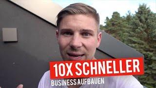 Wie du dein Business 10X schneller aufbaust   Kris Stelljes
