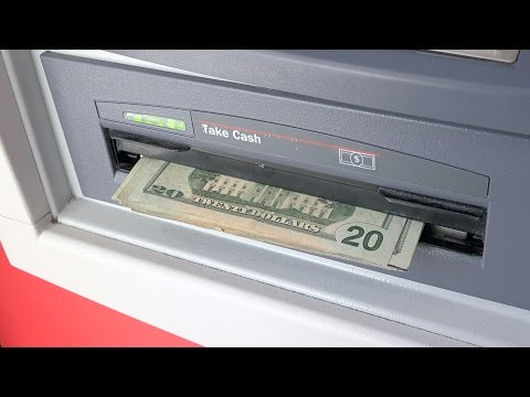 Leaving My Money In The ATM (Social Experiment)