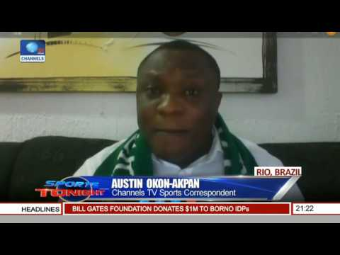 Sports Tonight: Rio Olympics Team Nigeria Updates With Austin Oko Akpan