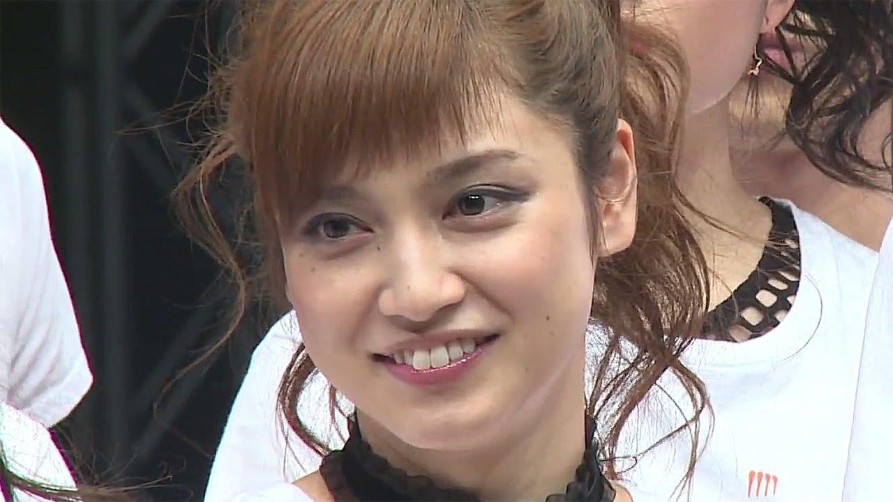 平愛梨、観客の前で初歌唱「一瞬で終わった」 「RISING福島復興支援コンサート」2 #Airi Taira