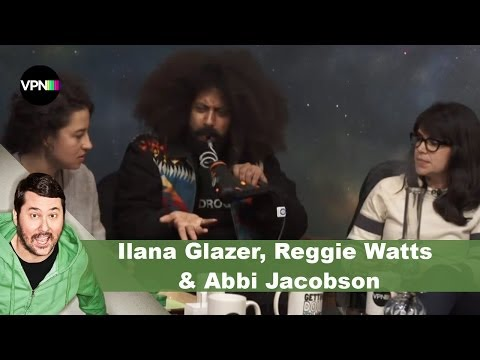 Reggie Watts & Broad City  Getting Doug with High