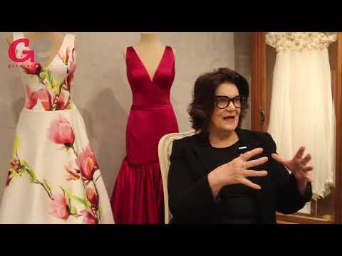 A trajetória empreendedora de Solaine Piccoli. Inaugurando seu novo espaço em Porto Alegre, a estilista acredita que o vestido de noiva deve ser feito com alma.