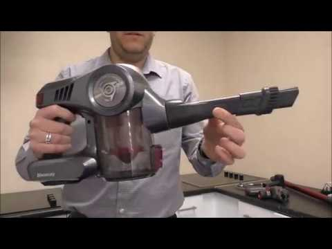 Hoover DS22GR Cordless Vacuum Cleaner