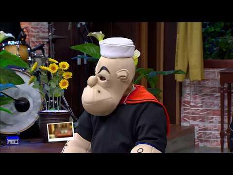 The Best Ini Talk Show - Konyolnya Pak RT Jadi Popeye