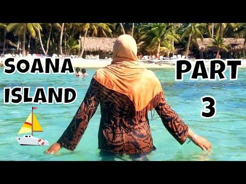 SAONA ISLAND ADVENTURES, TRAVEL VLOG PART 3!