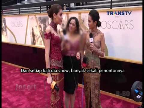 CINTA LAURA KIEHL - CLK Road To Red Carpet Oscars 2014 @inserttranstv ...