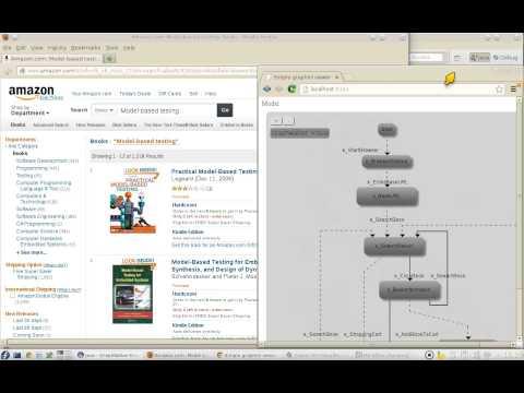 GraphWalker Web Renderer
