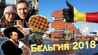 Бельгия 2018: Брюссель и Антверпен - транспорт, прогулки, искусство, еда и цены