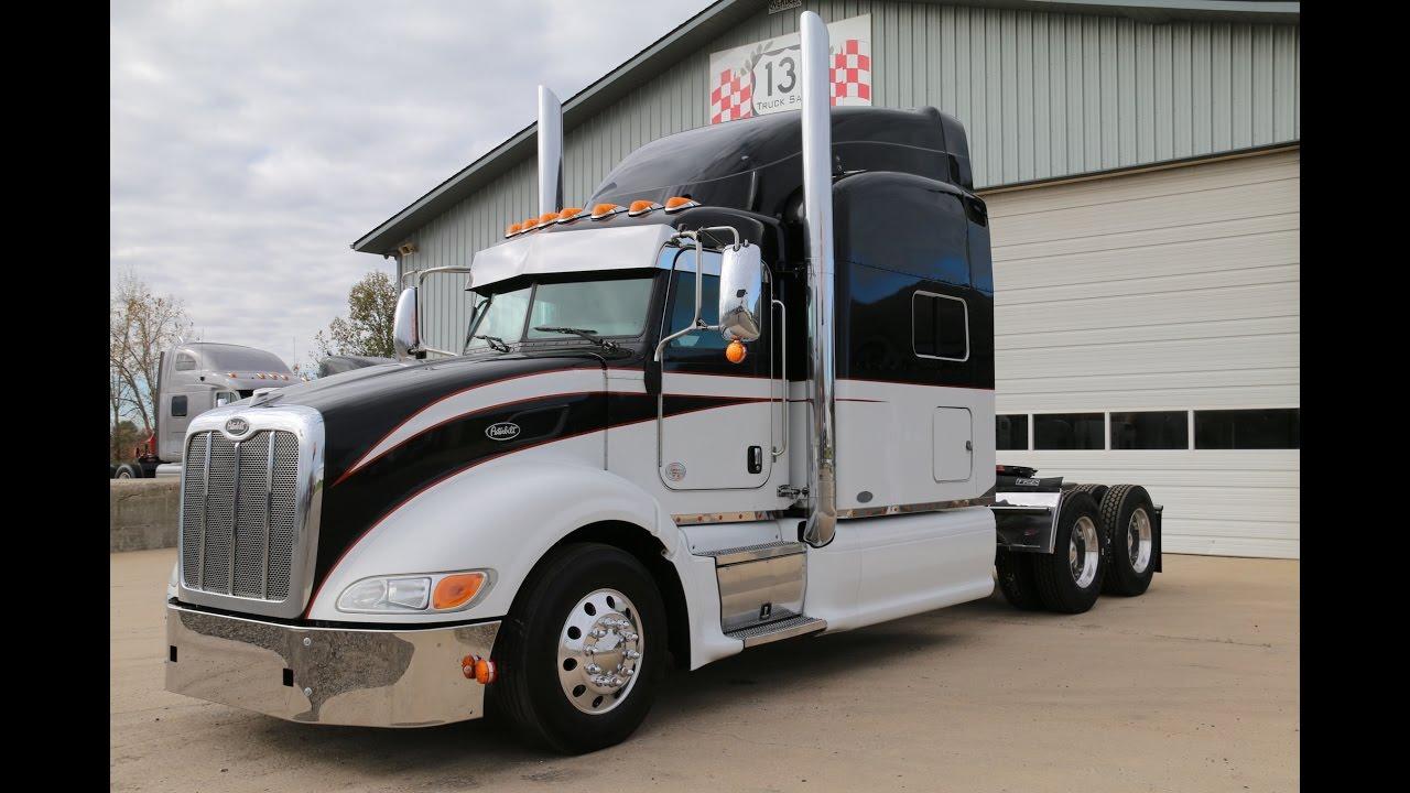 2012 Peterbilt 386 Glider | 131 Truck Sales
